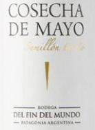 世界尽头酒庄五月丰收赛美蓉甜白葡萄酒(Bodega del Fin del Mundo Cosecha de Mayo Semillon,Neuquen,...)