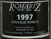 Romariz Vintage Port,Portugal
