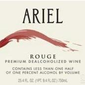 杰罗艾尔兰无酒精桃红葡萄酒(J.Lohr Ariel Non-Alcoholic Rouge,California,USA)