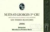 Domaine Patrice et Michele Rion Les Terres Blanches,Nuits-...