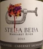 史黛拉·贝拉桑娇维塞赤霞珠混酿红葡萄酒(Stella Bella Sangiovese Cabernet Sauvignon, Margaret River, Western Australia)