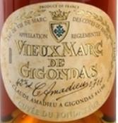 阿玛迪创始人特酿蒸馏酒(Pierre Amadieu Cuvee du Fondateur,Vieux Marc de Gigondas,...)