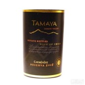 大玛雅珍藏佳美娜干红葡萄酒(Casa Tamaya Reserva Carmenere,Limari Valley,Chile)