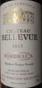 美景酒庄干红葡萄酒(波美侯)(Chateau Bellevue, Pomerol, France)