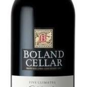 伯兰德五个气候西拉干红葡萄酒(Boland Cellar Five Climates Shiraz,Paarl,South Africa)