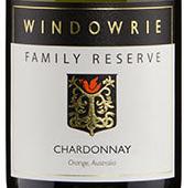 文多瑞家庭珍藏霞多丽干白葡萄酒(Windowrie Family Reserve Chardonnay, Cowra, Australia)