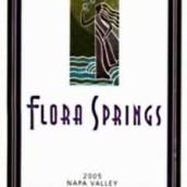 花溪桑娇维赛桃红葡萄酒(Flora Springs Sangiovese Rosato,Napa Valley,USA)