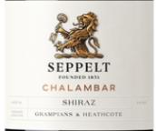 沙普酒庄查兰设拉子红葡萄酒(Seppelt Chalambar Grampians & Heathcote Shiraz, Victoria, Australia)