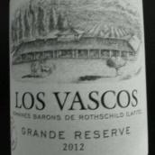 巴斯克特级珍藏干红葡萄酒(Los Vascos Grande Reserve,Colchagua Valley,Chile)