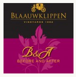 蓝岩餐前和餐后开胃蒸馏酒(Blaauwklippen Before & After Aperitif, Stellenbosch, South Africa)
