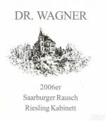 瓦格纳萨尔堡劳施珍藏雷司令干白葡萄酒(Dr.Wagner Saarburger Rausch Riesling Kabinett,Mosel,Germany)