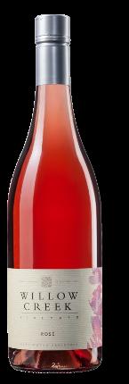 柳溪酒庄桃红葡萄酒(Willow Creek Vineyard Rose,Mornington Peninsula,Australia)