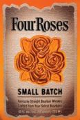 四玫瑰小批量纯波本威士忌(Four Roses Small Batch Kentucky Straight Bourbon Whiskey, Kentucky, USA)