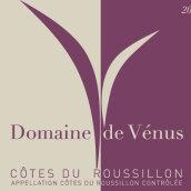 维纳斯酒庄露喜龙丘干红葡萄酒(Domaine de Venus Rouge,Cotes du Roussillon,France)