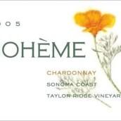 博埃梅泰勒岭葡萄园霞多丽干白葡萄酒(Boheme Taylor Ridge Vineyard Chardonnay,Sonoma Coast,USA)