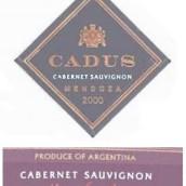 尼托圣蒂尼卡杜斯赤霞珠红葡萄酒(Nieto Senetiner Cadus Cabernet Sauvignon,Lujan de Cuyo,...)