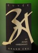 德索萨香槟特酿3A顶级起泡酒(Champagne De Sousa Cuvee 3A Grand Cru Brut, Champagne, France)