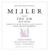 米勒GM干红葡萄酒(Miller Wine Works GM, Napa Valley, USA)