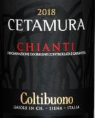 巴迪亚可提布诺半人马座红葡萄酒(Badia a Coltibuono Cetamura Chianti DOCG, Tuscany, Italy)