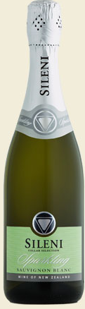 赛伦尼酒庄精选起泡酒(Sileni Estates Cellar Selection Sparkling Sauvignon Blanc,...)