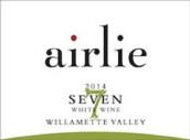 艾尔利7系列米勒-图高干白葡萄酒(Airlie Seven Muller Thurgau,Willamette Valley,USA)