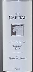 石灰华上等丹娜干红葡萄酒(Travertine the Capital Tannat,Pokolbin,Australia)