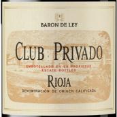 莱爵私窖红葡萄酒(Baron de Ley Club Privado,Rioja DOCa,Spain)