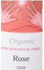 野山石自然桃红葡萄酒(Wild Stone Wines Preservative Free Rose, Western Australia, Australia)