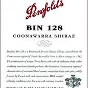 奔富Bin 128西拉干红葡萄酒(Penfolds Bin 128 Shiraz,Coonawarra,Australia)