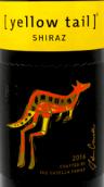 黄尾袋鼠西拉干红葡萄酒(Yellow Tail Shiraz, New South Wales, Australia)