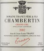 特拉佩父子酒庄(香贝丹特级园)干红葡萄酒(Domaine Trapet Pere et Fils Chambertin Grand Cru,Cote de ...)