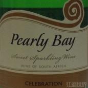 KWV珍珠湾庆典麝香起泡酒(KWV Pearly Bay Celebration Sparkling White Muscat,Western ...)