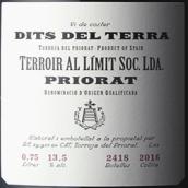 极限风土德尔塔红葡萄酒(Terroir Al Limit Soc.Lda.Dits del Terra,Priorat,Spain)