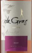 嘉斯山格拉斯桃红葡萄酒(MontGras de Gras Estate Rose, Central Valley, Chile)