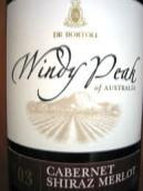 德保利风之谷赤霞珠-西拉-梅洛干红葡萄酒(De Bortoli Windy Peak Cabernet - Shiraz - Merlot, Yarra Valley, Australia)
