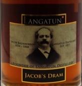 兰佳顿雅各布版单一麦芽威士忌(Langatun Jocab's Dram Single Malt Whisky,Switzerland)