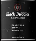 新格飞黑色泡沫西拉起泡酒(Shingleback Black Bubbles Sparkling Shiraz,McLaren Vale,...)