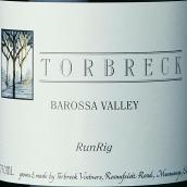 托布雷兰骊干红葡萄酒(Torbreck RunRig,Barossa Valley,Australia)
