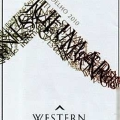 西部山脊珠丽玛系列华帝露干白葡萄酒(Western Range Wines Julimar Verdelho,Perth Hills,Australia)