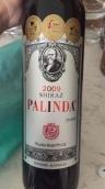 百利达西拉干红葡萄酒(Palinda Wines Shiraz, Margret River, Australia)