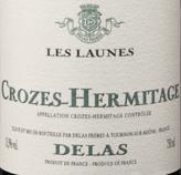 德拉斯兄弟露恩园干白葡萄酒(Delas Freres Les Launes Blanc,Crozes-Hermitage,France)
