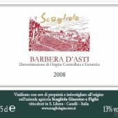 Scagliola Barbera d'Asti DOCG,Piedmont,Italy
