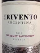 风之语珍藏赤霞珠干红葡萄酒(Trivento Reserve Cabernet Sauvignon, Maipu, Argentina)