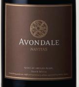 埃文代尔纳维达斯干红葡萄酒(Avondale Navitas,Paarl,South Africa)