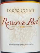 多尔半岛酒庄珍藏波特酒(Door Peninsula Reserve Port,Wisconsin,USA)