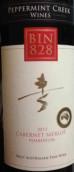 栗树林酒庄薄荷溪828赤霞珠梅洛干红葡萄酒(Chestnut Grove Peppermint Creek Wines Bin 828 Cabernet - Merlot, Manjimup, Australia)