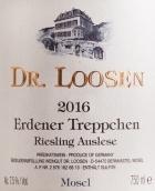 露森酒庄艾登纳天阶园雷司令精选干白葡萄酒(Dr. Loosen Erdener Treppchen Riesling Auslese, Mosel, Germany)