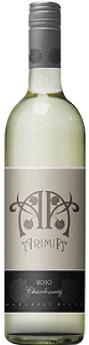 艾瑞米亚酒庄霞多丽干白葡萄酒(Arimia Chardonnay,Margaret River,Australia)