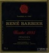 瑞尼芭碧酒庄干红葡萄酒(Rene Barbier Tinto, Penedes, Spain)