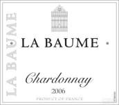 La Baume Chardonnay,Languedoc-Roussillon,France